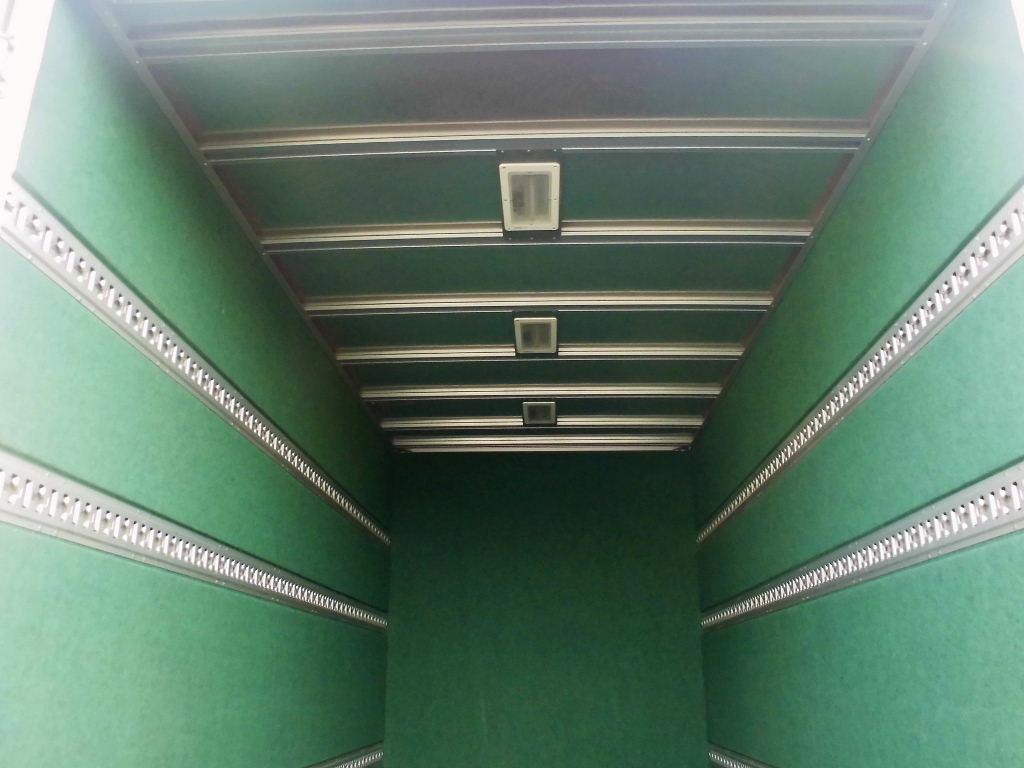 中古トラック H24年式 検査満タン ワイドロング 格ゲー付バン