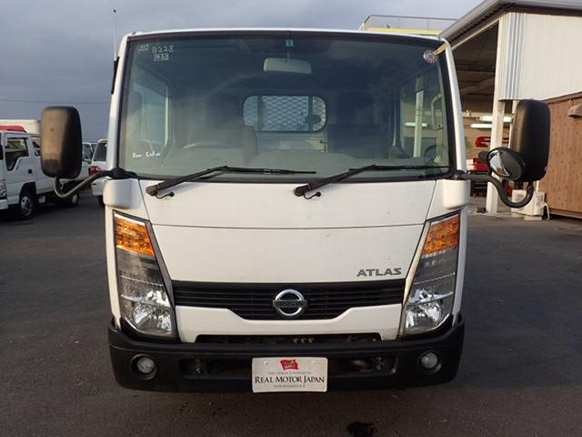 TRUCK-BANK com - Japanese Used 41 Truck - NISSAN ATLAS CBF-SQ2F24