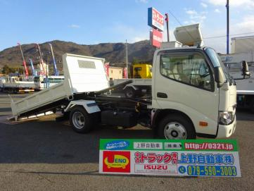 Japanese Used 61 Truck - HINO DUTRO TKG-XZU620T for Sale