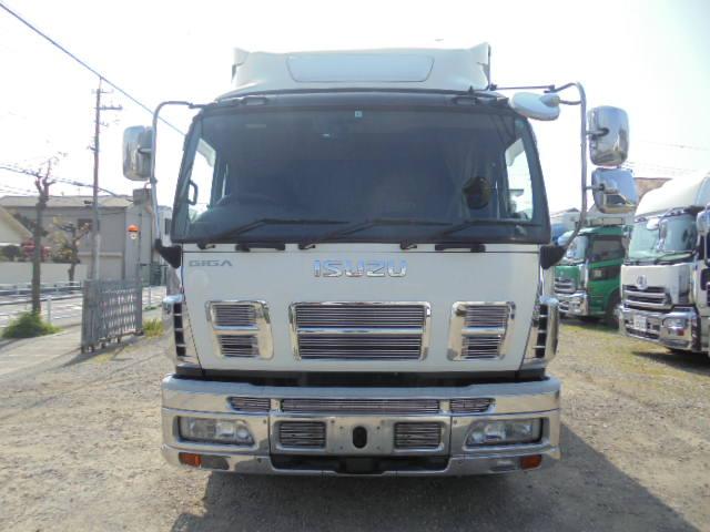 中古トラック H20年 いすゞ 25t4軸ウイング ターボ