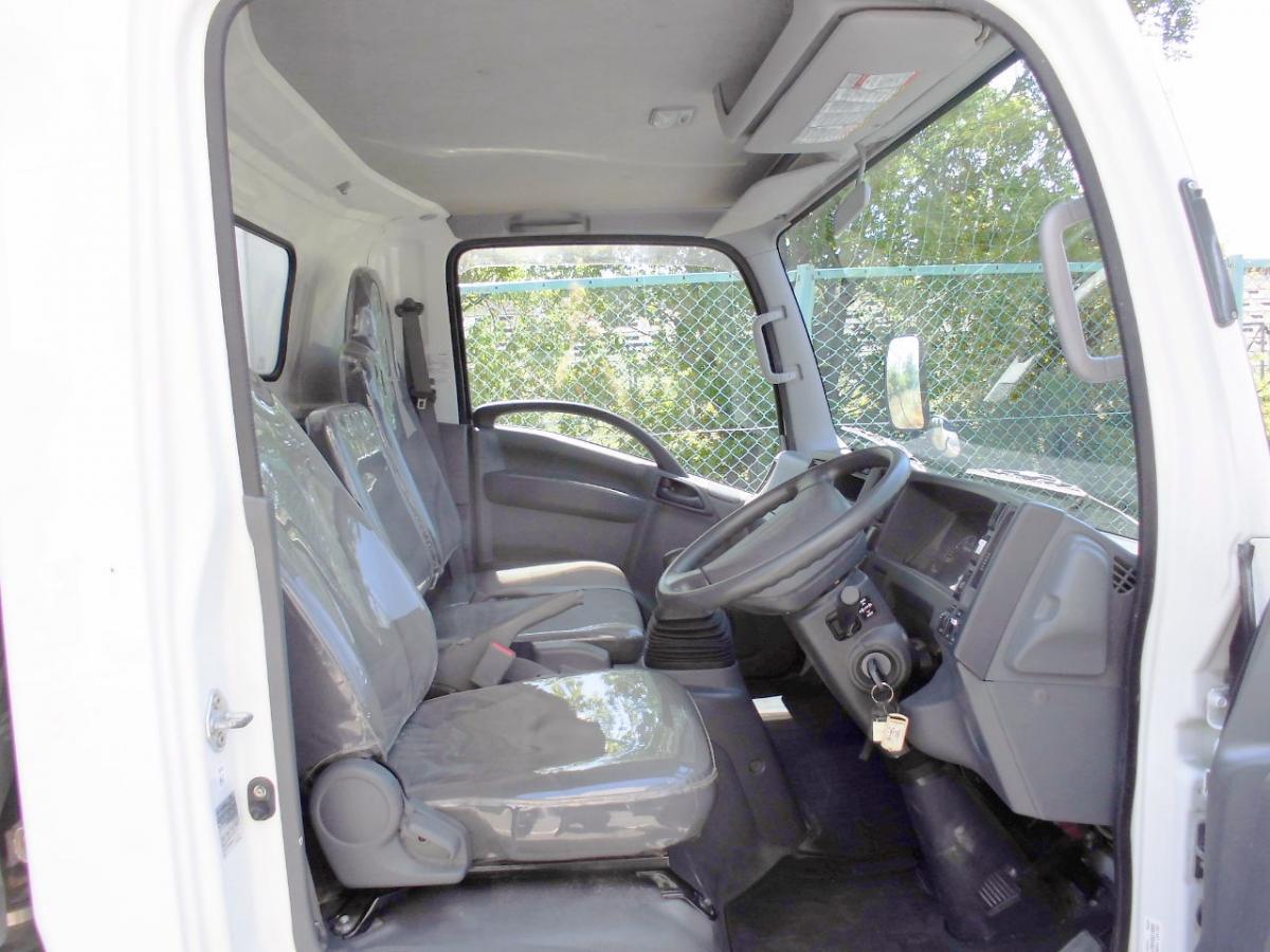中古トラック H24年式 検査 格納ゲート付 超ロング5m ウイング