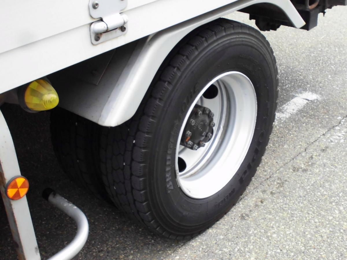 中古トラック H23年式 検査付 ワイドロング アルミウイングゲート
