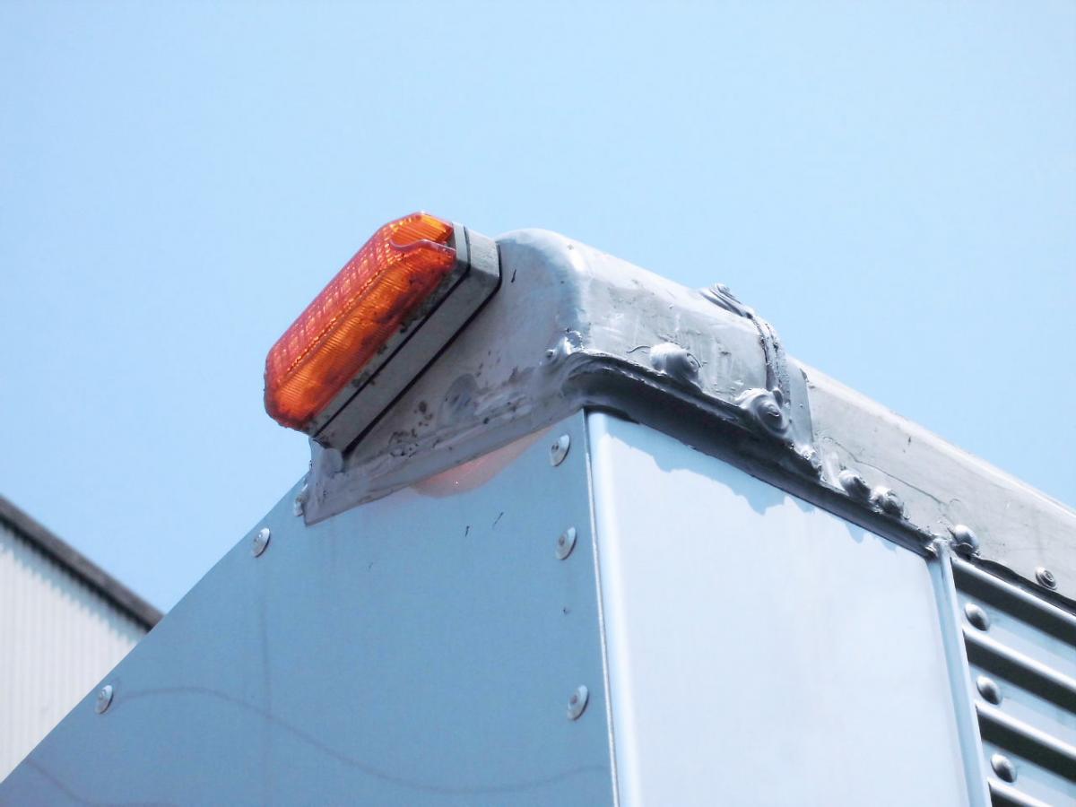 中古トラック H17年式 P/G付 ワイドロング アルミウイング