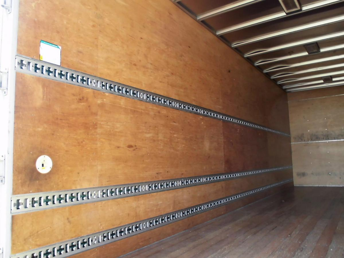 中古トラック H23年式 ボディ長8m ハイルーフ アルミバン