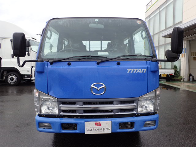 TRUCK-BANK com - Japanese Used 41 Truck - MAZDA TITAN BKG-LJR85A for