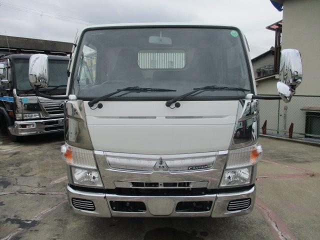 中古トラック H27年 三菱 3t4ナンバーダンプ ターボ Nox適合