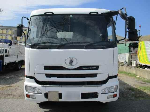 中古トラック H20年 UD 10tダンプ ターボ 検査付