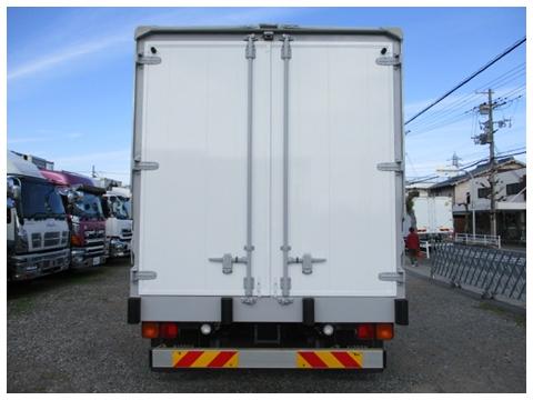 中古トラック H28年 いすゞ4tアルミウイング ワイド 検査付