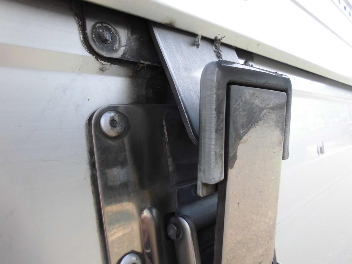 中古トラック H20年式 管理E/G載せ替え 4軸低床 アルミウイング