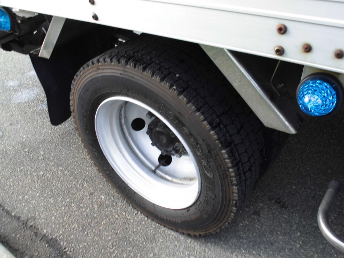 中古トラック H24年式 検査付 ワイド超ロング 格納ゲート付 アルミバン