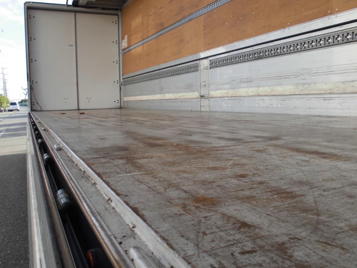 中古トラック H26年式 車検付き 4軸低床 エアサス アルミウイング