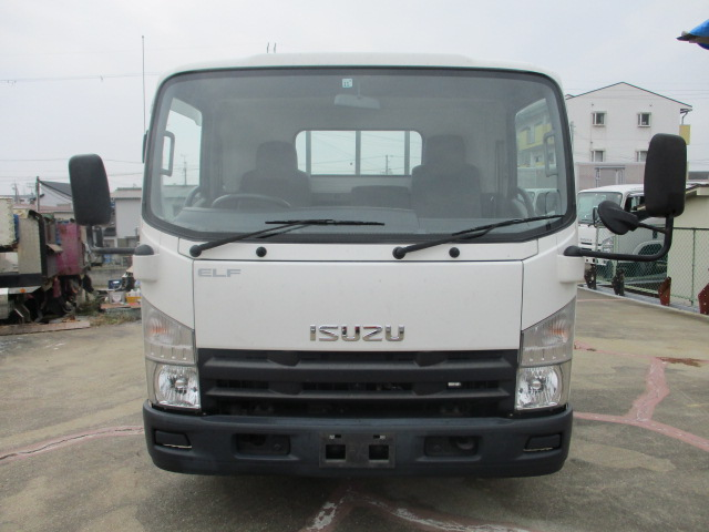 中古トラック H22年 いすゞ 3tアルミ平 ワイドロング ターボ