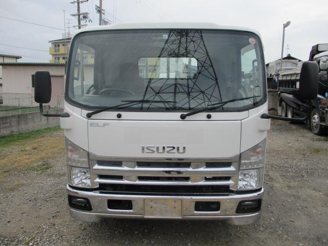 中古トラック H23年 いすゞ 3.5t平 ターボ フルフラ P/G付
