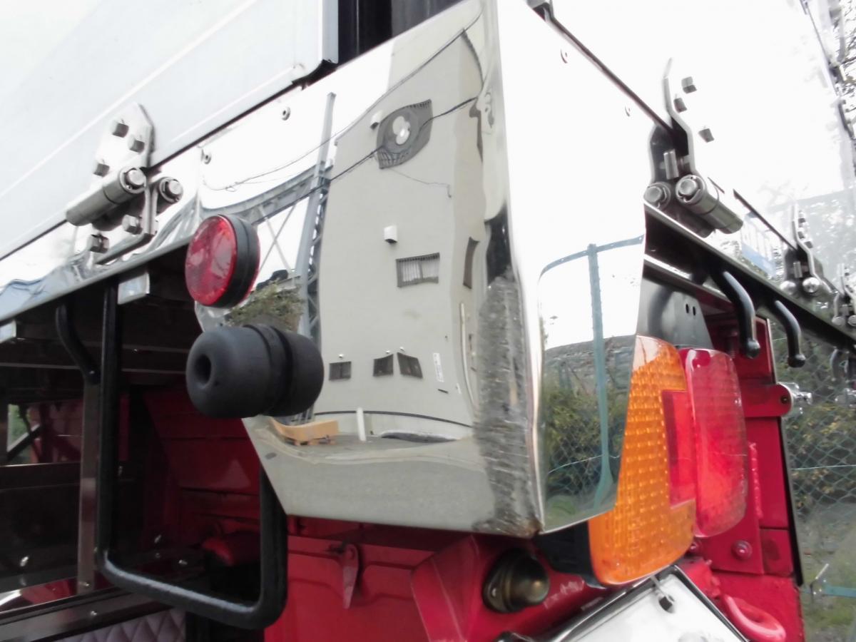 中古トラック H13年式 ワイドロング ハイグレード 造りボディー