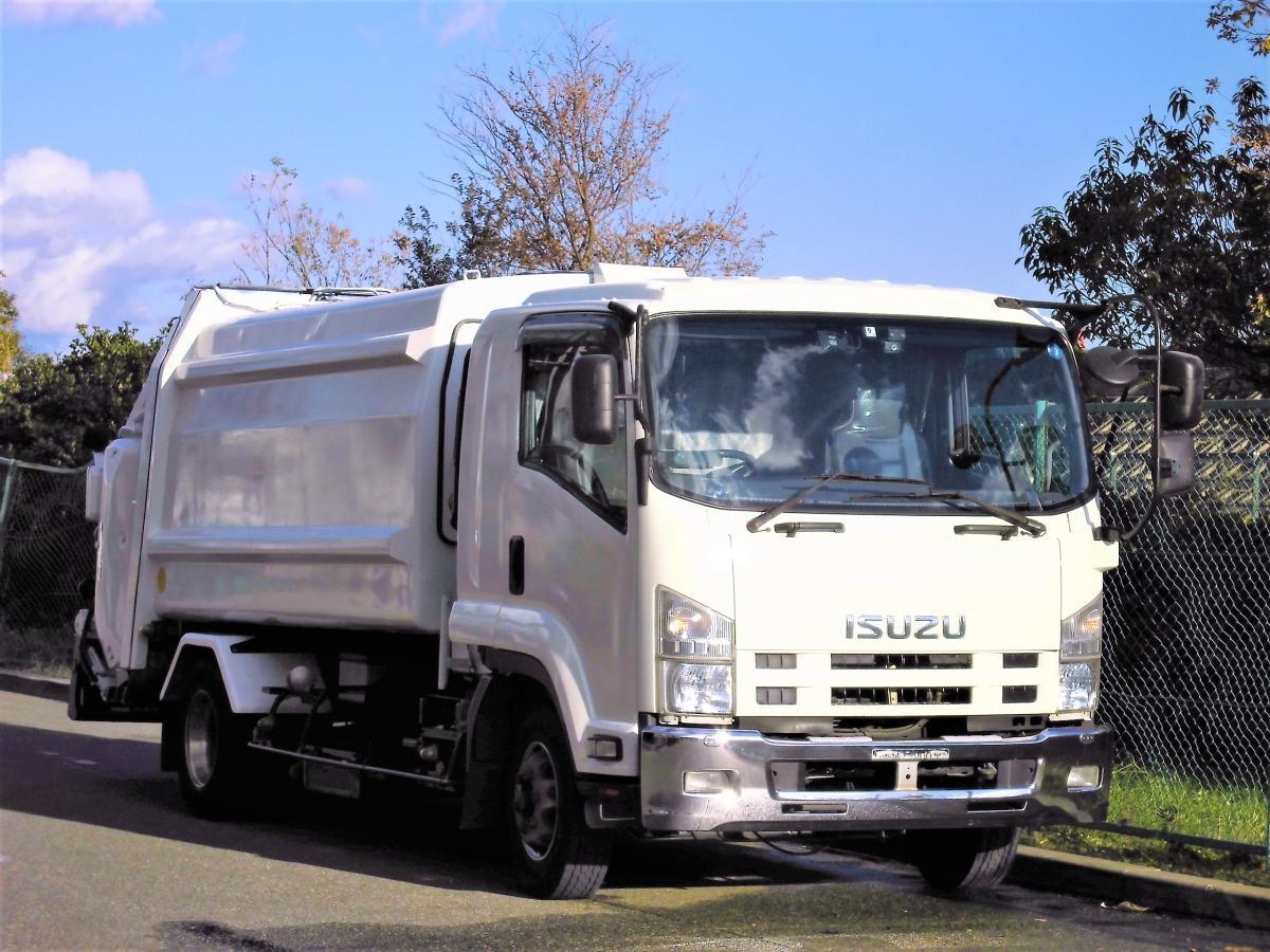 中古トラック H22年式 フジマイティー 容積10㎥ パッカー