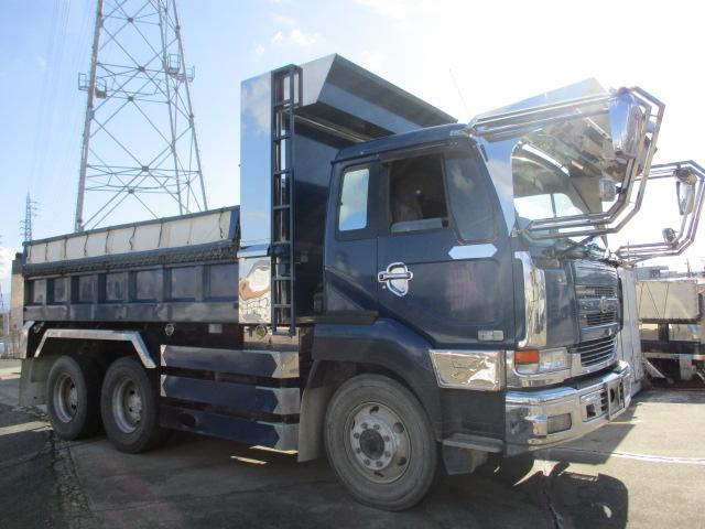 中古トラック H16年 UD 10tダンプ Nox適合