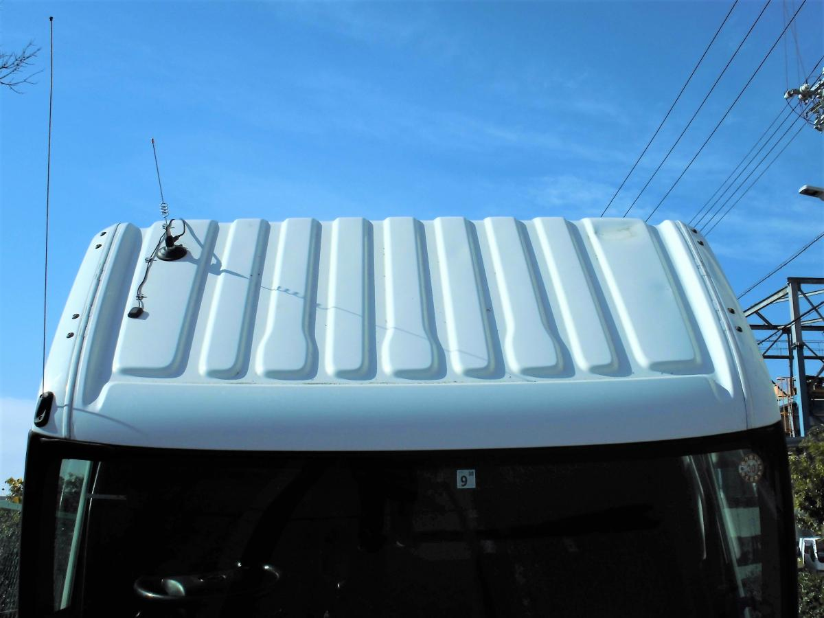 中古トラック H24年式 積載4t ワイドロング サイドドア付 保冷バン