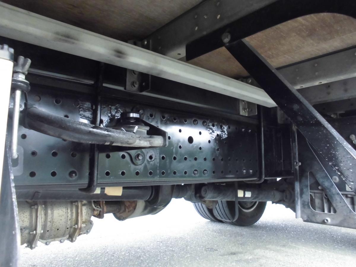 中古トラック H25年式 検査付 ワイドロング アルミウイング