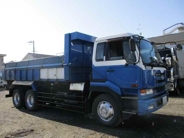 中古トラック H16年 UD 10tロングダンプ Nox適合
