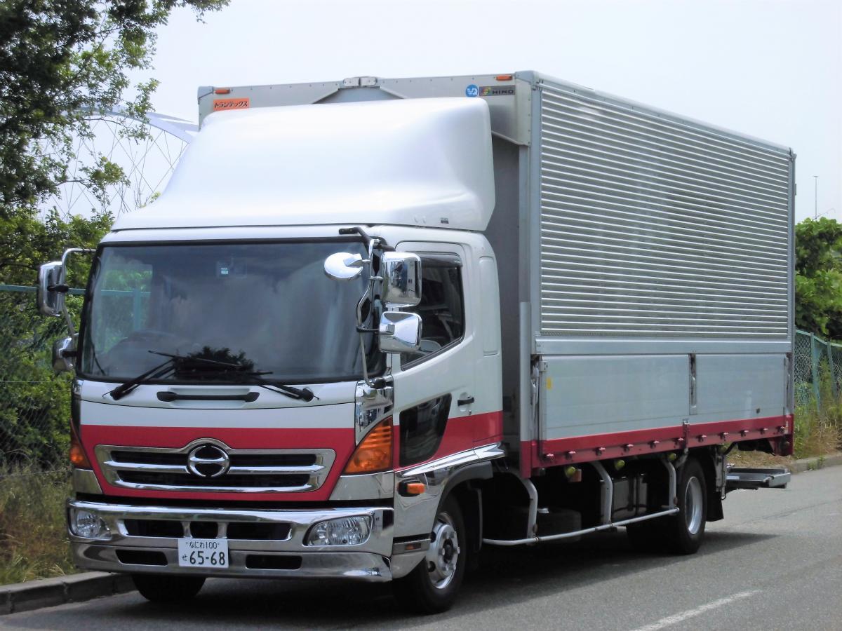 中古トラック アルミウィング