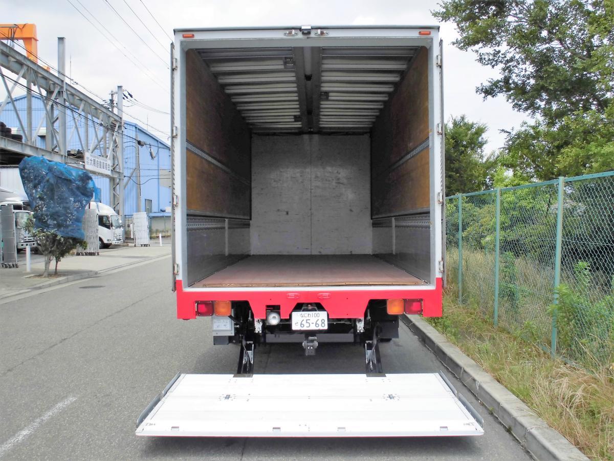 中古トラック H26年式 検査 P/G付 6.2ⅿ ワイドアルミウイング