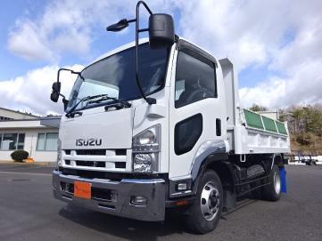 d07b73aa37 Japanese Used 61 Truck - ISUZU FORWARD TKG-FRR90S2 for Sale