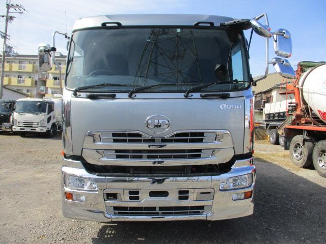 中古トラック H28年 UD 10tダンプ 走行11万キロ メッキパーツ