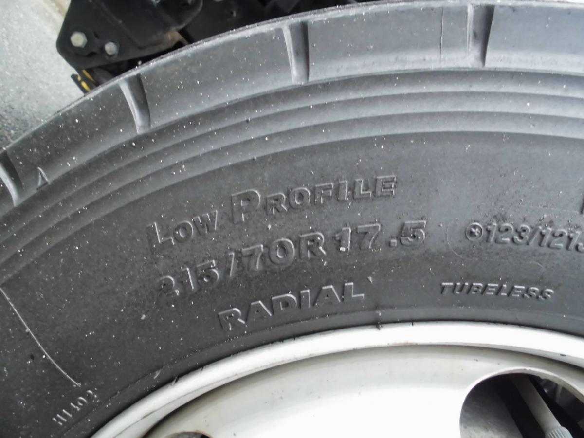 中古トラック H27年式 検査付 積載3.5t 超ロング アルミウイング