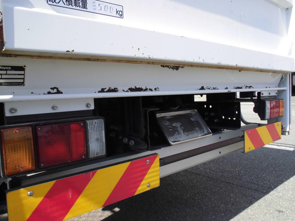 中古トラック H23年式 ワイドロング 積載3.5t P/G付 平