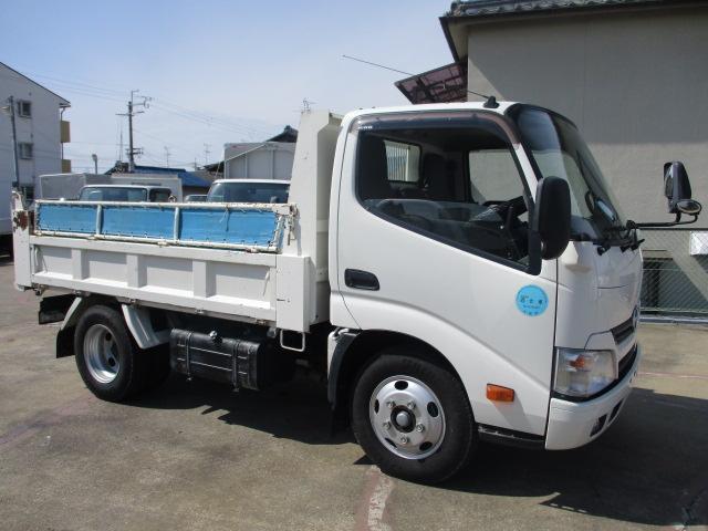 中古トラック H26年 日野 3t4ナンバーダンプ ETC ターボ