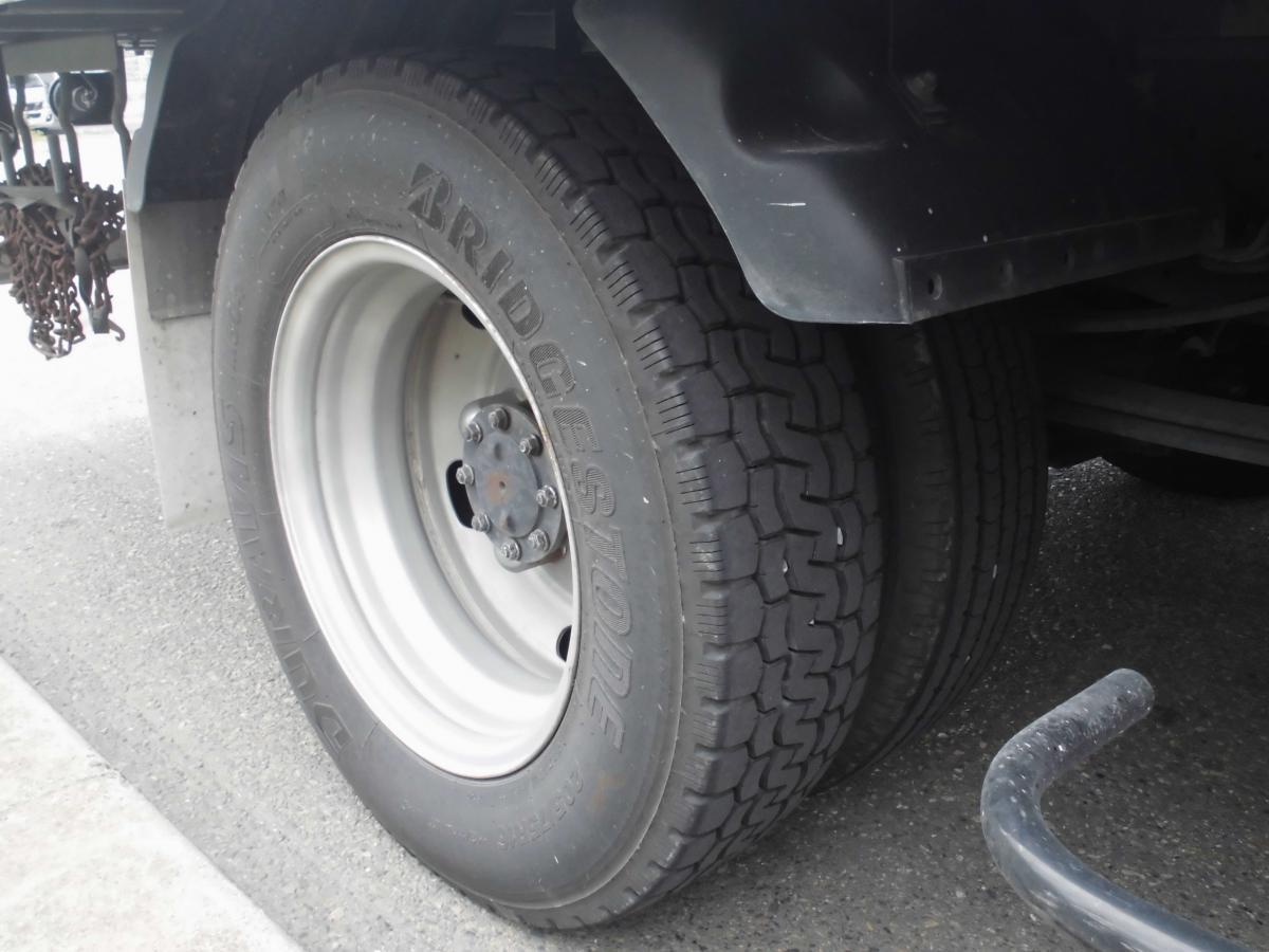 中古トラック H27年式 左S/D 検査付 ワイドロング アルミバン