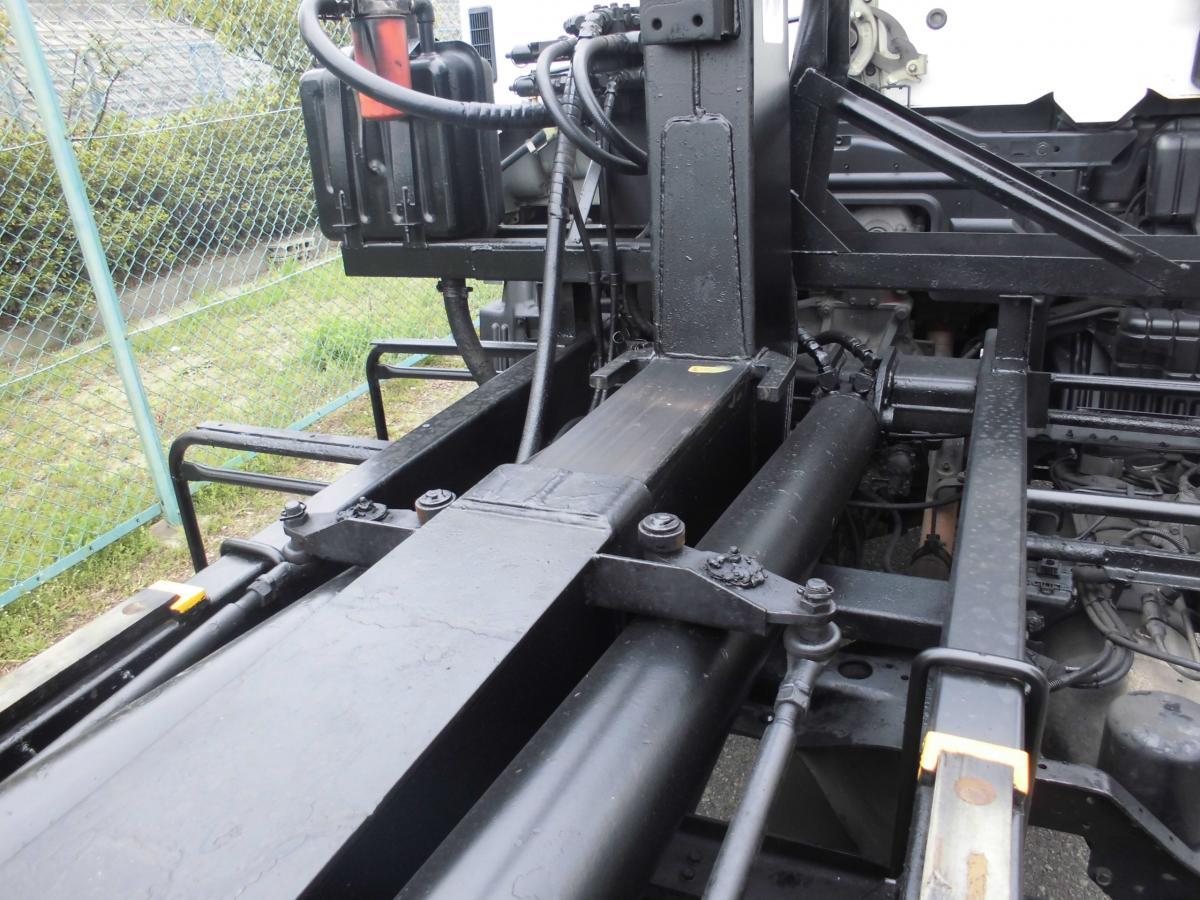 中古トラック H16年式 検査付 ツインシリンダー アームロール