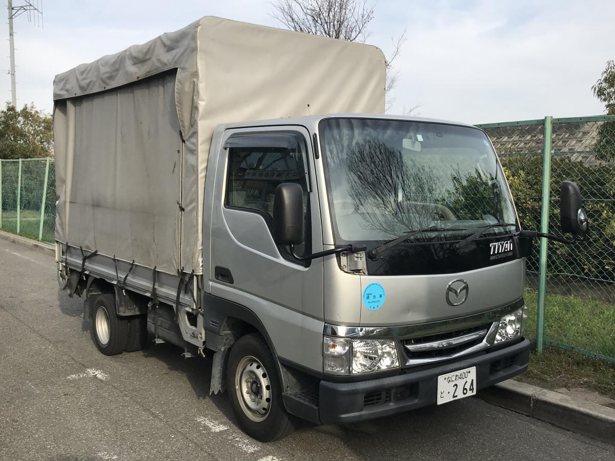 中古トラック H17年式 タイタンダッシュ P/G 検査付 平
