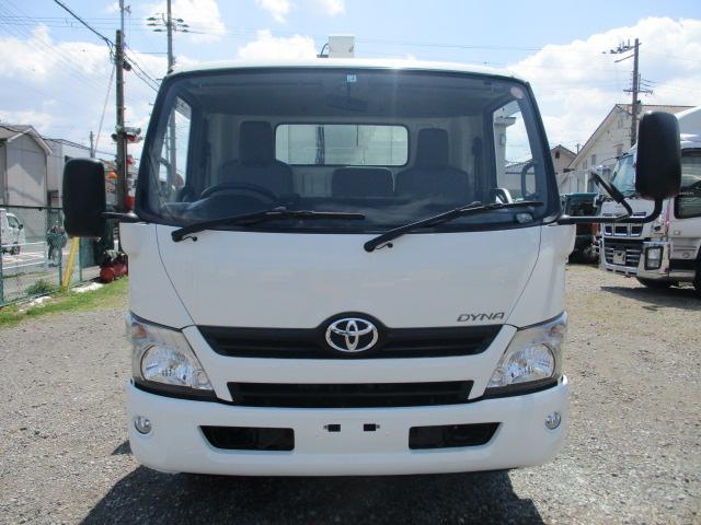 中古トラック H25年 トヨタ 3.5tクレーン付 ワイド ターボ