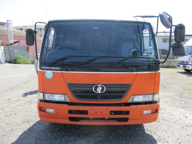 中古トラック H19年 UD 粉粒体運搬車 ターボ