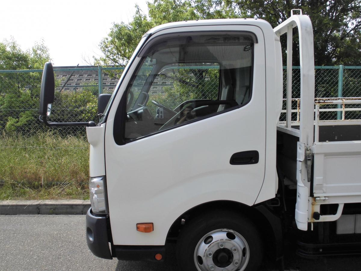 中古トラック H27年式 ワイドロング 積載3t 平