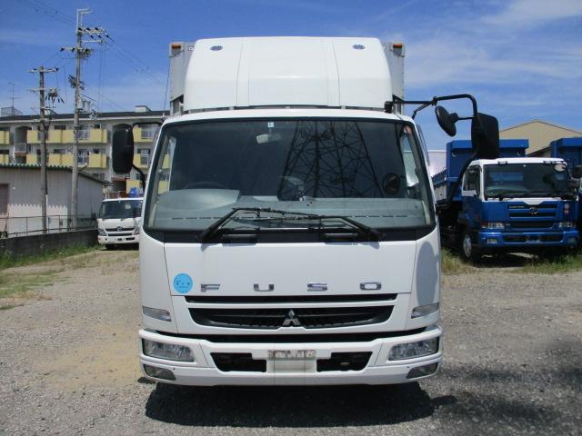 中古トラック H18年 三菱 4tアルミウイング ワイド【ターボ】№003