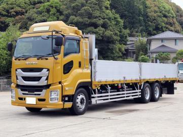 Japanese Used 42 Truck - ISUZU GIGA QKG-CYM77B for Sale | TRUCK-BANK com