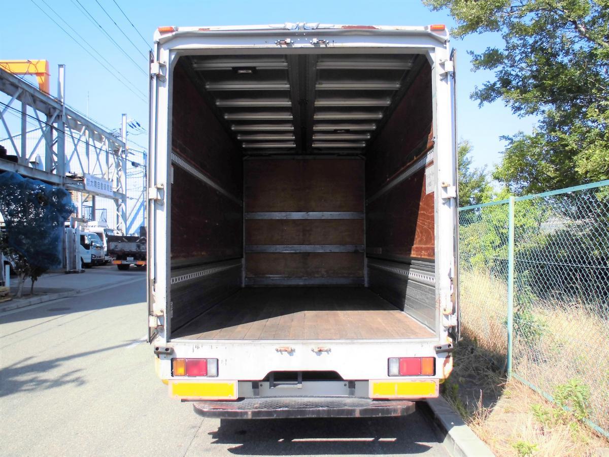 中古トラック H18年式 ワイド超ロング 積載3t アルミウイング