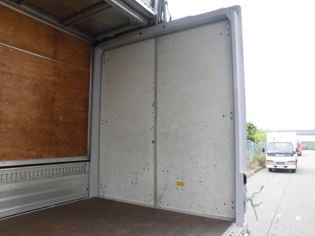 中古トラック H24年式 検査付 ワイドロング ウイング