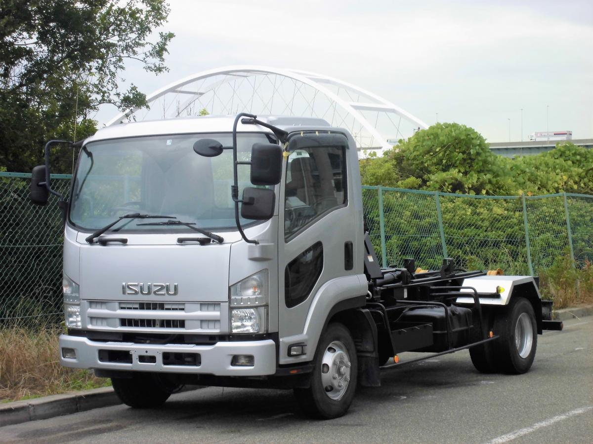 中古トラック コンテナ車