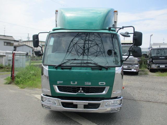 中古トラック H23年 三菱 4tアルミウイング セミワイド ターボ