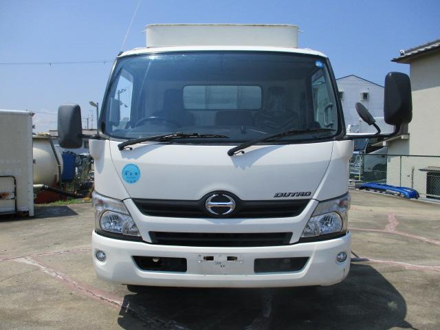 中古トラック H24年 日野 2t平 ワイドロング 積載4t