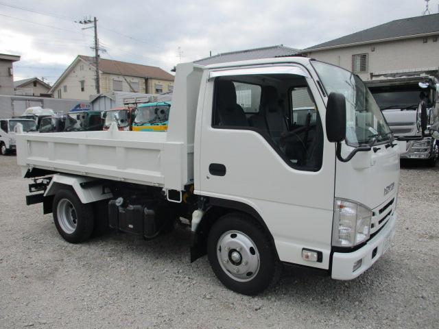 中古トラック H30年 いすゞ 3tローダーダンプ 検査付