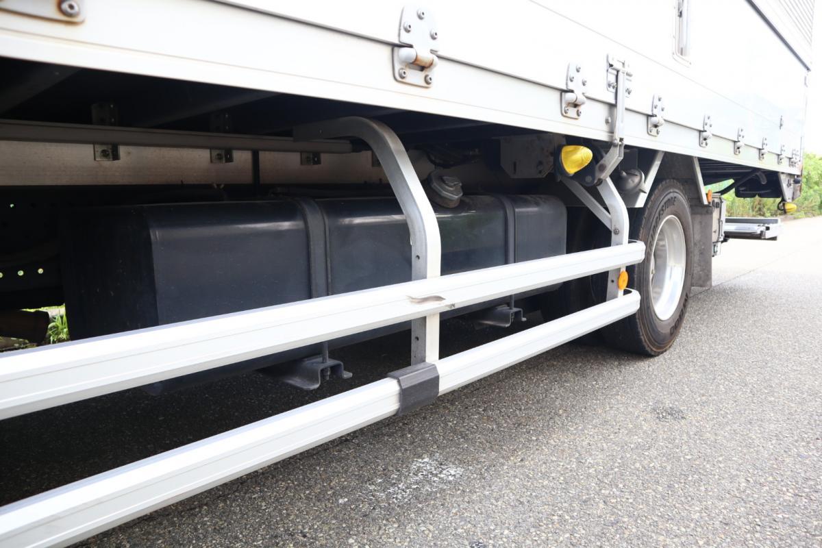 中古トラック H27年式 エアサス E/G載せ替え歴有 アルミウイング