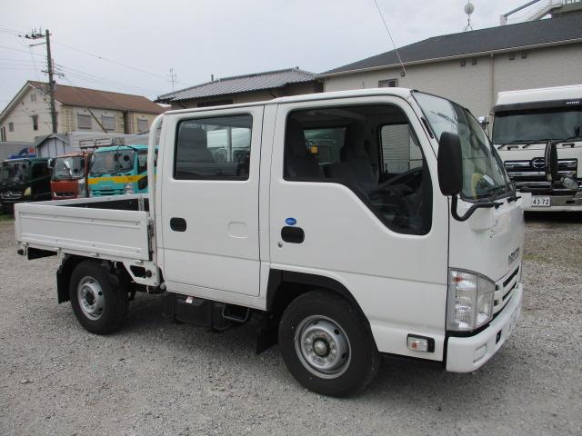 中古トラック H28年 いすゞ Wキャブ キーレス ETC