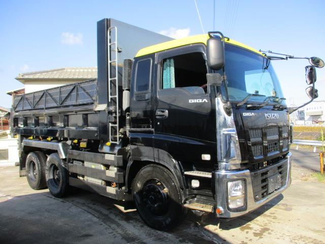 中古トラック H26年 いすゞ 10tダンプ 35万キロ実走行 検査付
