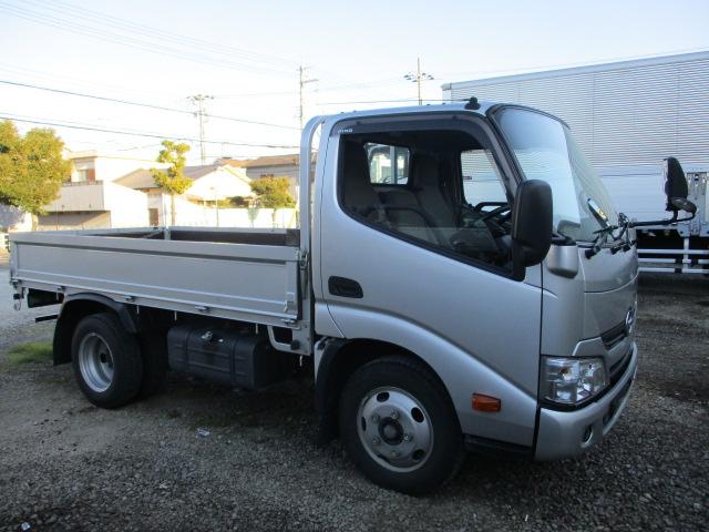 中古トラック H28年 日野 2t平 高床 ETC ナビ ターボ