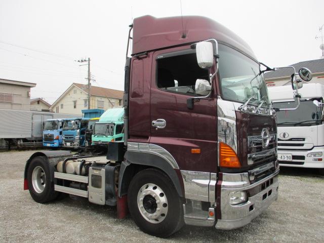中古トラック H24年 日野 ヘッド プロシフト 第5輪荷重11.5t
