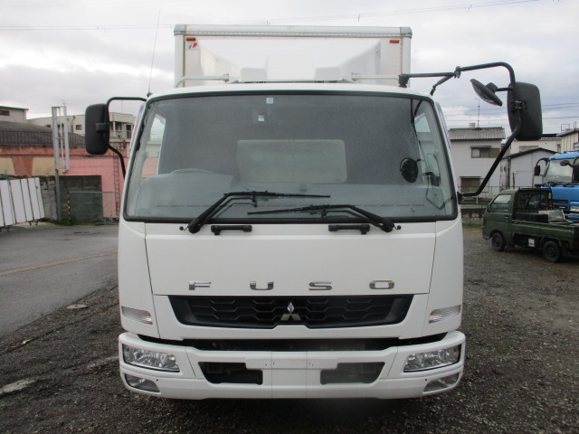 中古トラック H23年 三菱 4tアルミバン 検査付 パワゲート